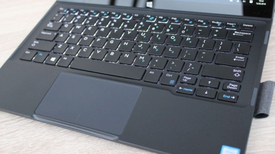 ikona Dell XPS 12 test
