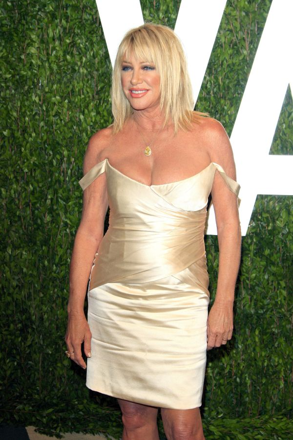 Suzanne Somers,