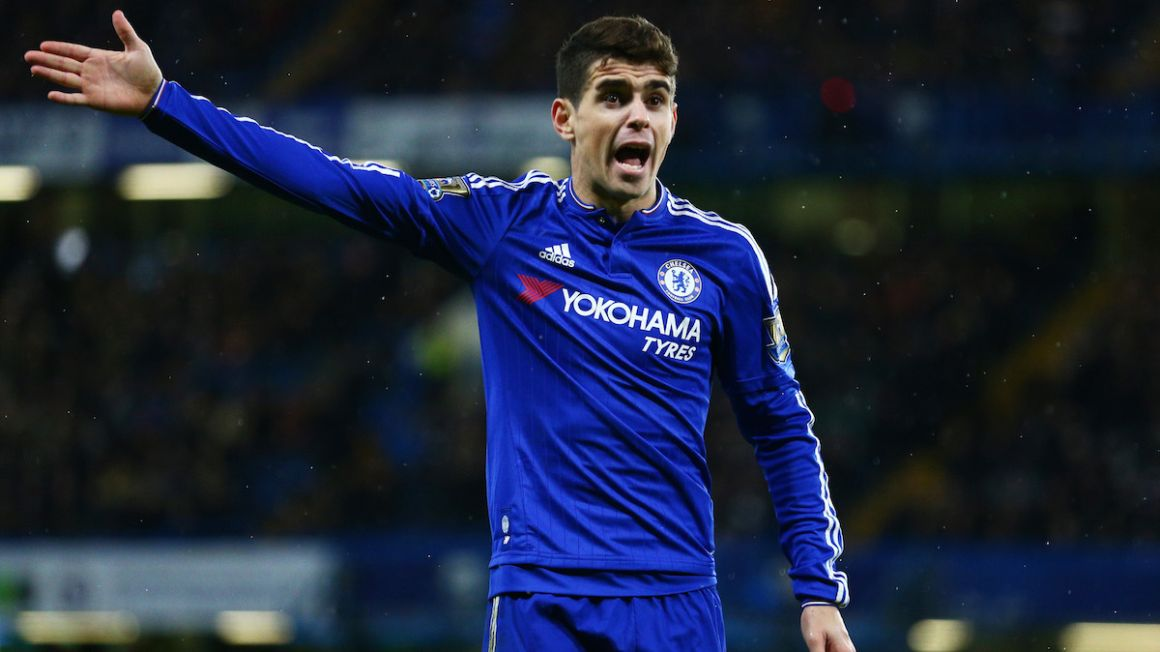 Oscar, Chelsea, gettyimages