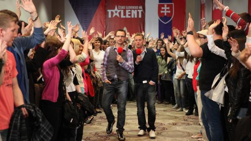 Talent kasting kosice  .