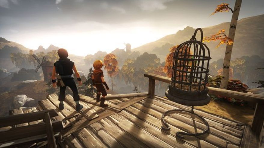 Brothers: Tale of Two Sons prichádza na Xbox One
