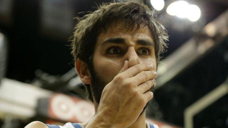 Ricky Rubio basketbal NBA foto