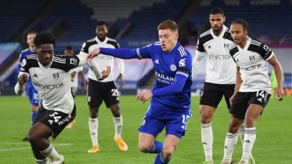 Leicester City - Fulham FC