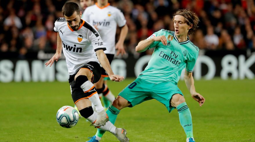 Valencia CF - Real Madrid CF.