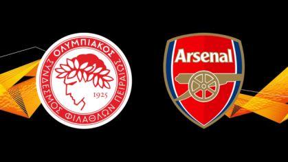 ONLINE: Olympiacos FC - Arsenal FC