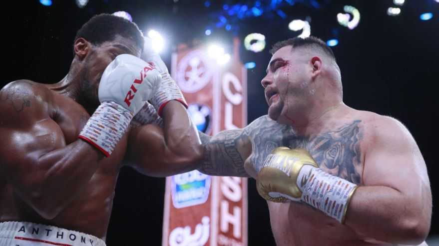 Andy Ruiz - Anthony Joshua