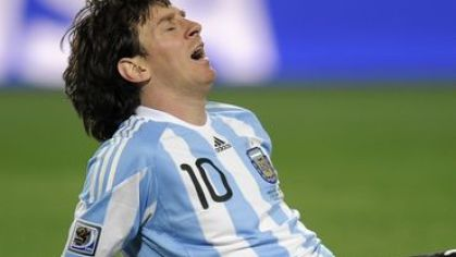 Messi lionel argentina aaa ms2010