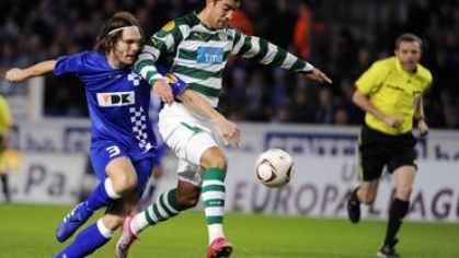 Suler gent vs saleiro sporting el2010