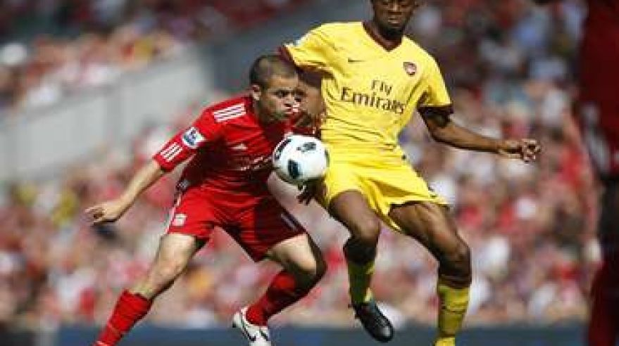 Cole diaby liverpool arsenal