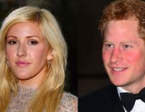 Ellie Goulding, princ Harry