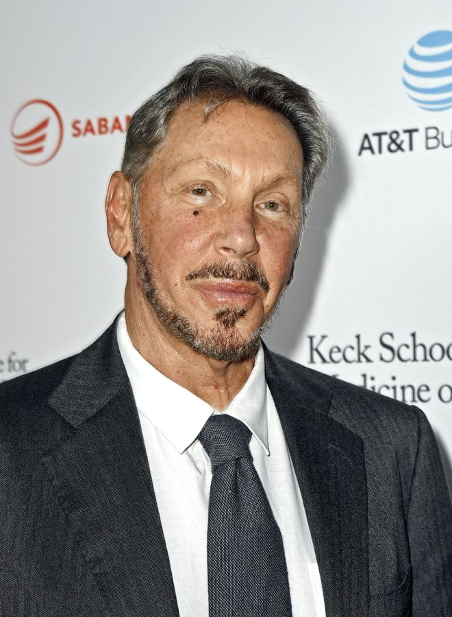 Larry Ellison (76)