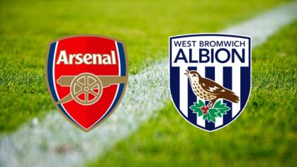 ONLINE: Arsenal FC – West Bromwich Albion