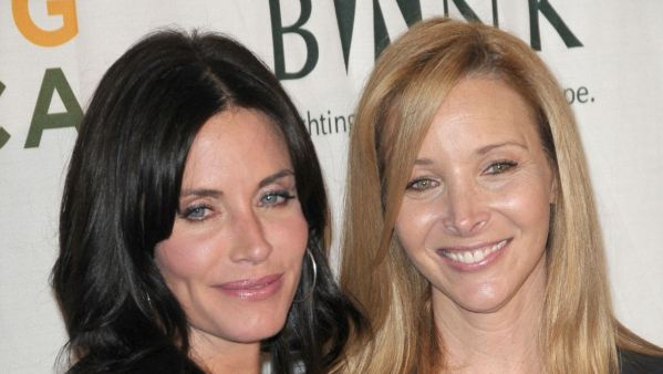 Courteney Cox a Lisa Kudrow