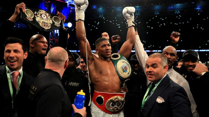 Anthony Joshua, apr17, gettyimages