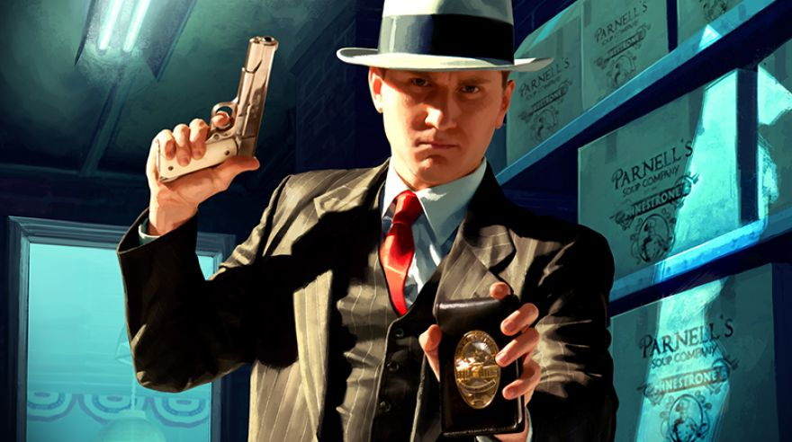 Detektív Cole Phelps sa púšťa do boja so zločinom v uliciach Los Angeles.