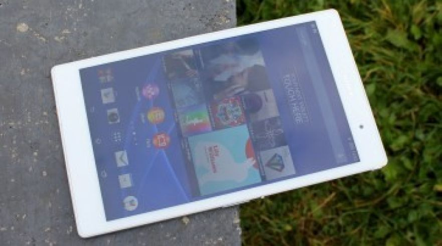 ikona Test Xperia Z3 Tablet Compact