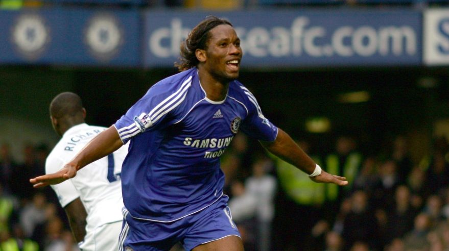 Didier Drogba, Chelsea FC (2007)