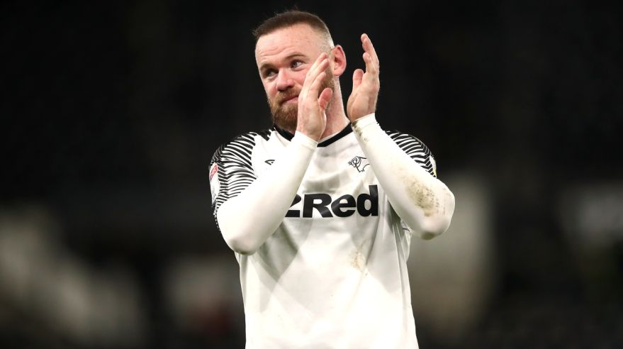 Wayne Rooney (Derby County)