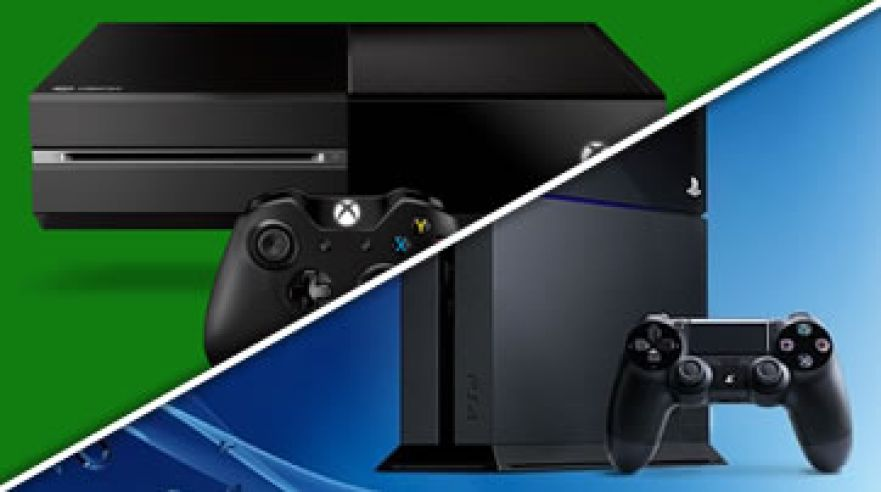 ikona Xbox vs. PS4