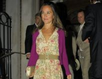 Pippa middleton party 2011