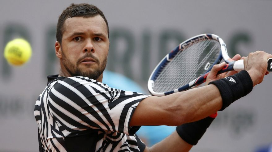French Open, Roland Garros, Jo Wilfried Tsonga, maj16