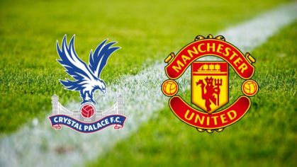 ONLINE: Crystal Palace FC - Manchester United