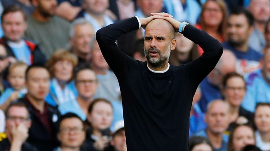Pep Guardiola (Manchester City)