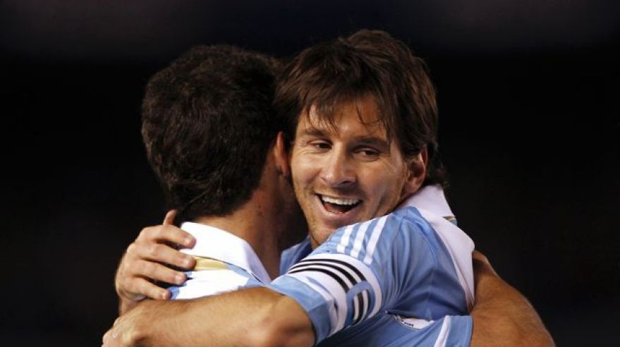 Messi lionel argentina jun12 reuters