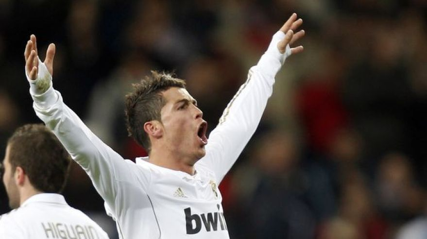 Ronaldo cristiano real madrid feb12 reuters