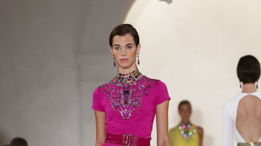 Ralph lauren new york fashion kolekcia reuters