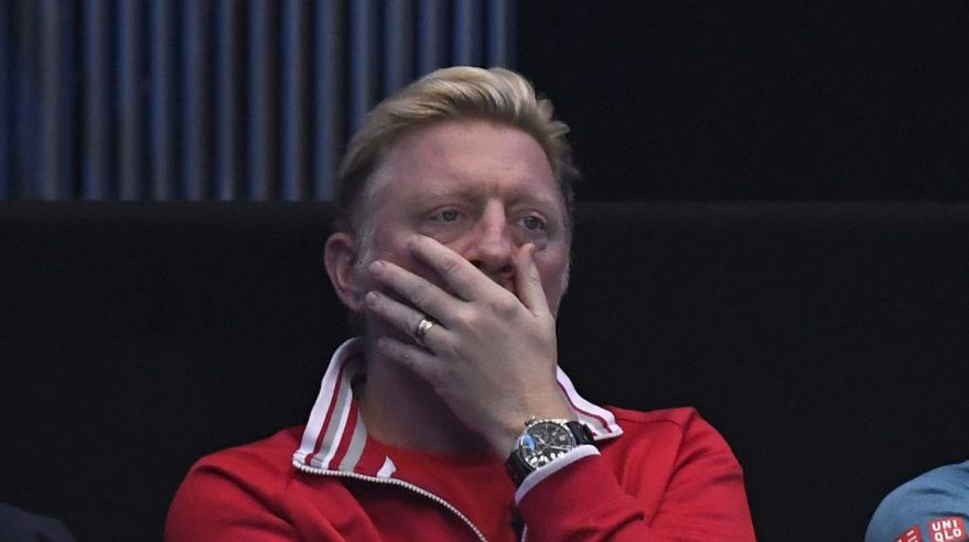 Boris Becker trener dec16 Reuters