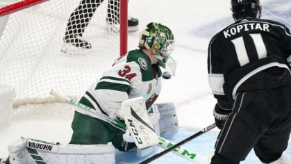 MInnesota Wild - Los Angeles Kings