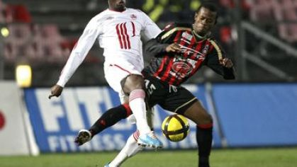 Sow lille vs coulibaly nice jan2011