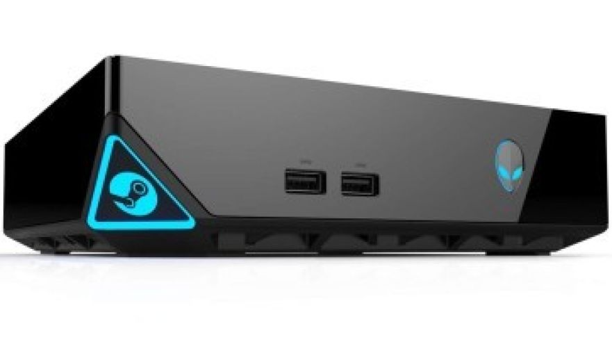 Steam Machine v podaní Alienware (zdroj: