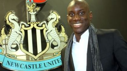 Demba ba newcastle nufc co uk