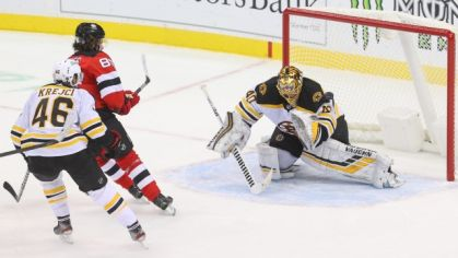 New Jersey Devils vs. Boston Bruins
