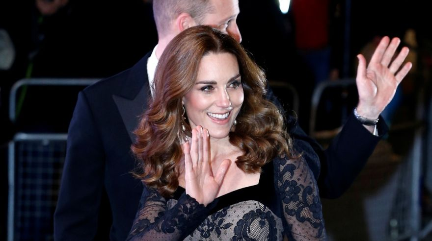 Kate Middleton a Prince William