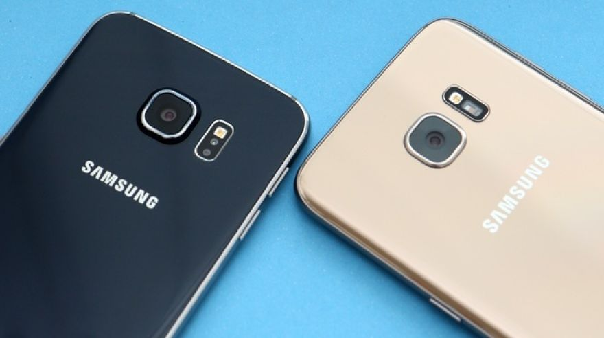 ikona Samsung Galaxy S7 vs. S6