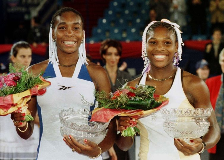 Sestry Venus a Serena Williams