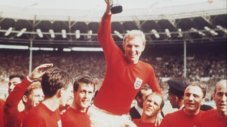 bobby moore anglicko titul ms 1966
