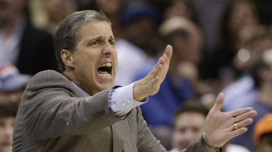 Wittman Randy NBA basketbal