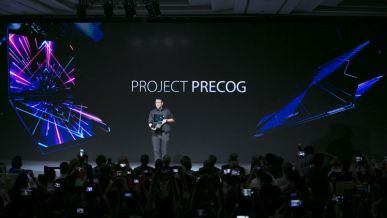 Project Precog od Asus.