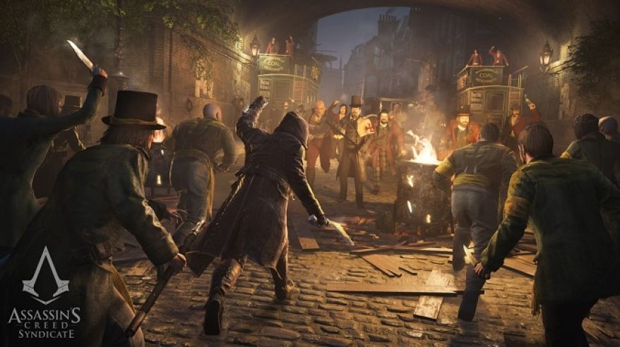 Assassin's Creed Syndicate ikona