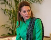 Kate s Williamom v Pakistane