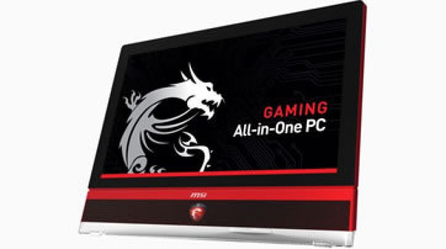 AG2712 Gaming All-in-One PC od MSI