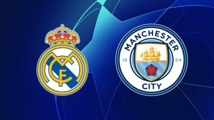 ONLINE: Real Madrid CF - Manchester City.
