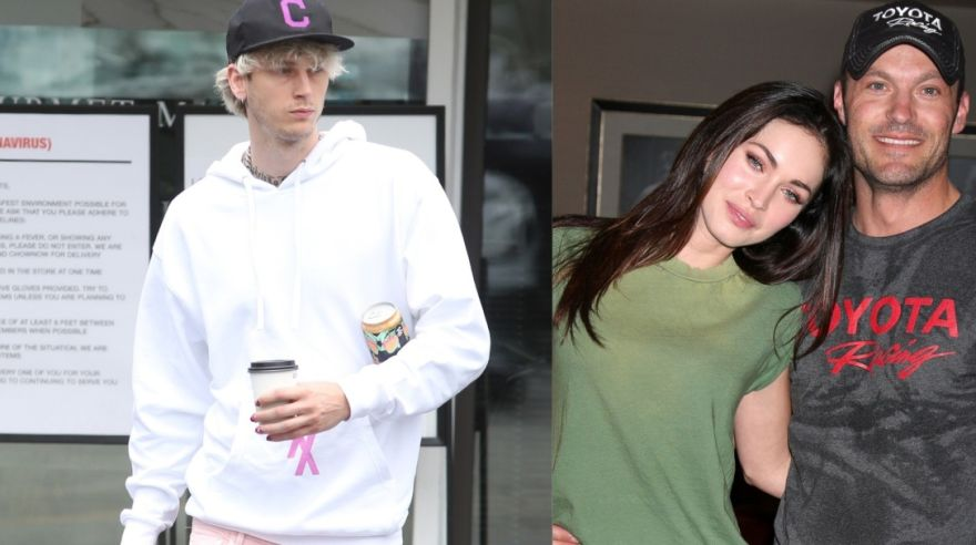 Machine Gun Kelly, Megan Fox a Brian Green