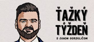 Ťažký týždeň s Janom Gorduličom promo banner