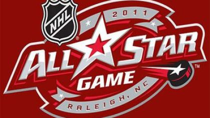 All star game nhl 2011 logo