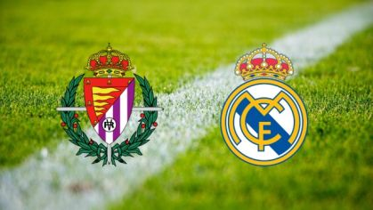 Real Valladolid - Real Madrid